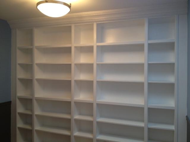 Bookcase Complete
