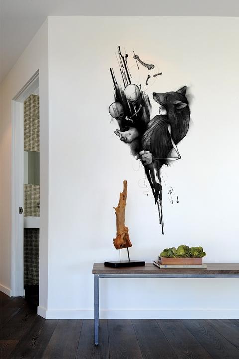 Hallway Inspiration - Storefront Life