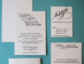 Wedding Week – Invitations