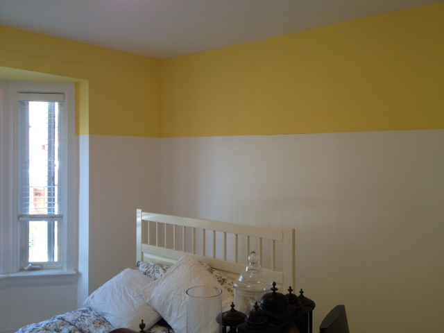 Guest Room Paint Colour Update Storefront Life