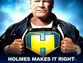 Today in Toronto – Spot a Super Holmes
