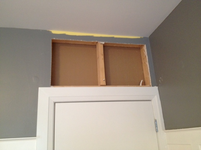 Adding A Transom Window Front Life