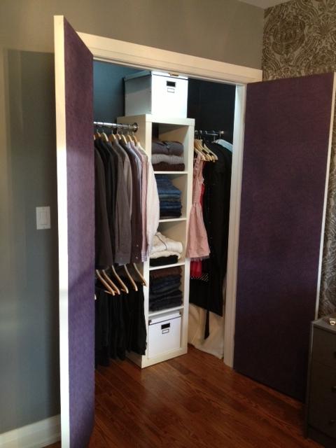 master bedroom closets. Closet Finished  Master Bedroom Part 2 Storefront Life