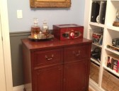 Vintage Hi-Fi Unit to Bar