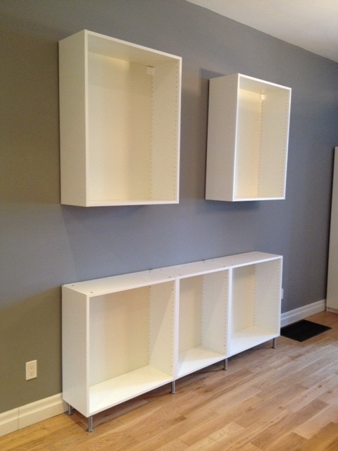 Cabinets Built & Installed