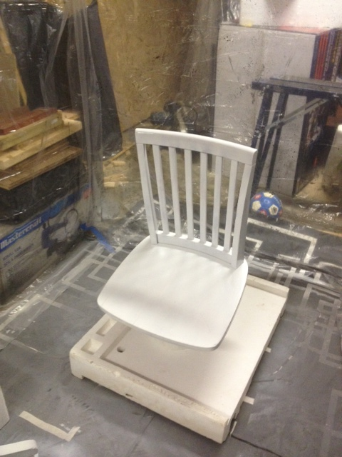 Chair Primed