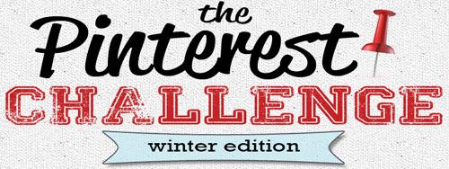 Pinterest winter-challenge