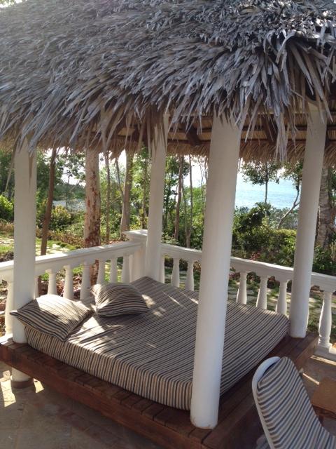 One of the Cabanas at the Royal Service Pool at Paradisus Rio de Oro