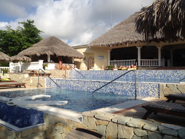 The Royal Service Pool at The Paradisus Rio de Oro Resort & Spa