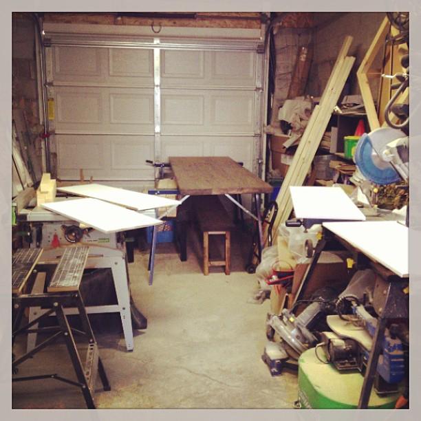 Instagram garage