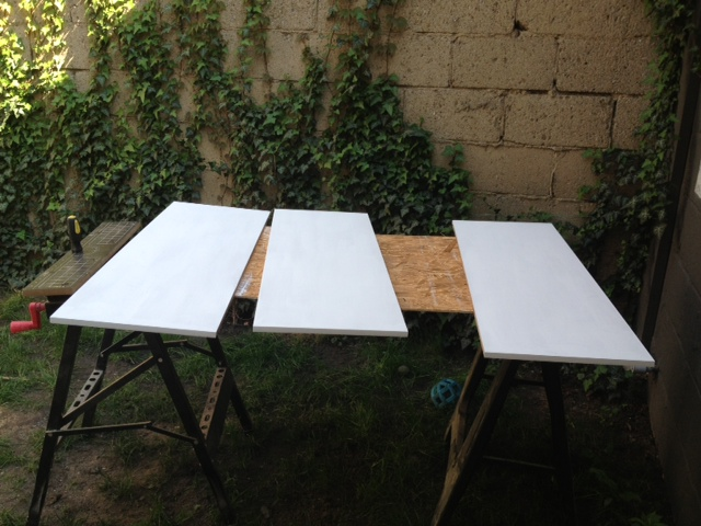 Priming cabinet covers