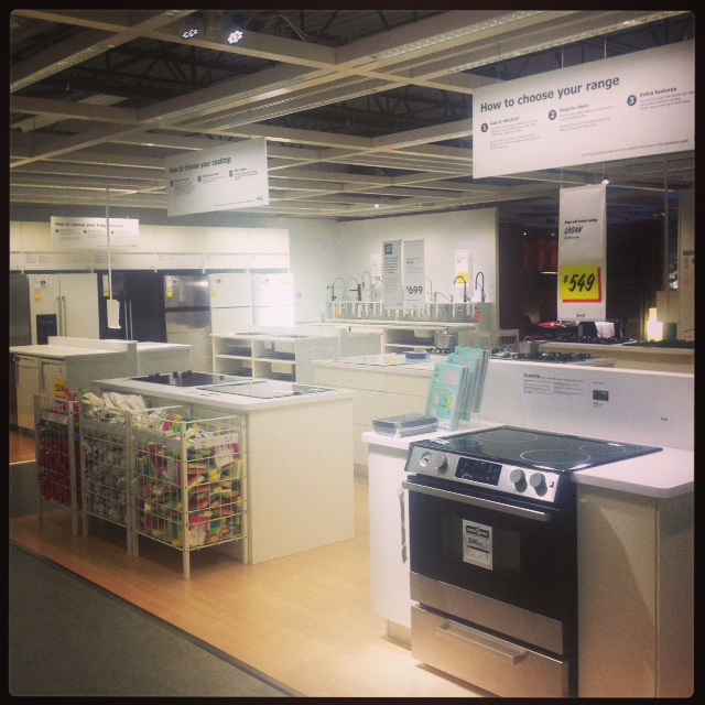 Ikea Kitchen Department