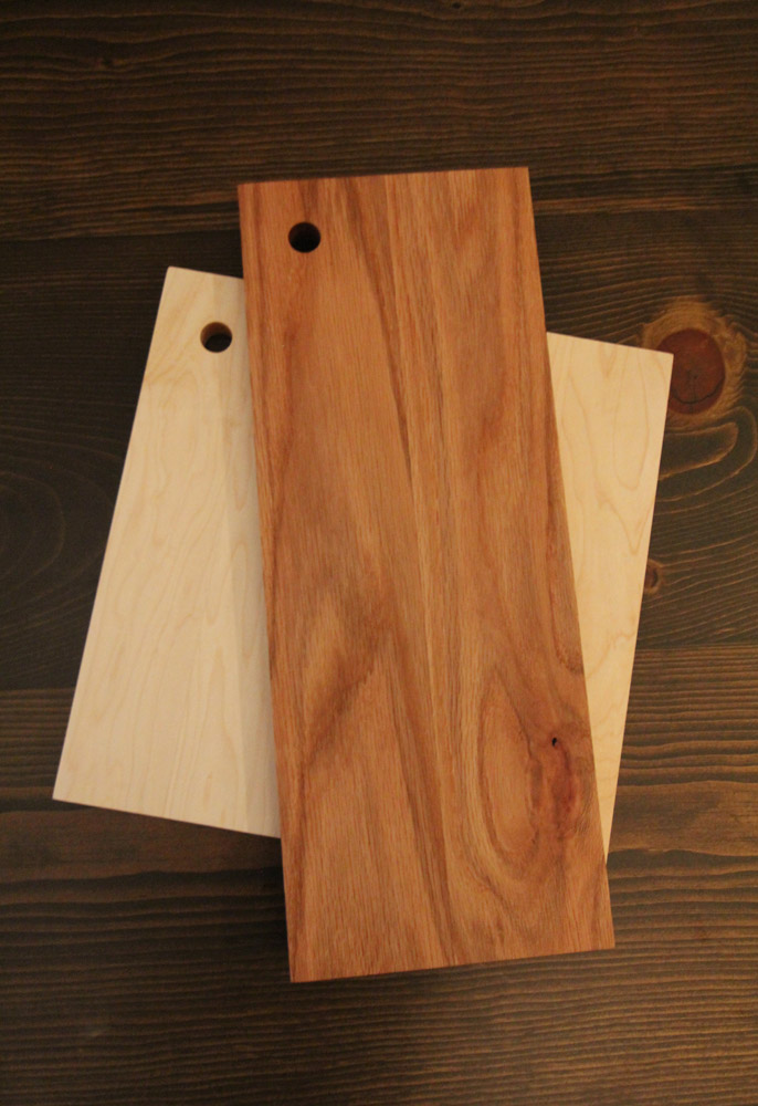 DIY Cutting Boards