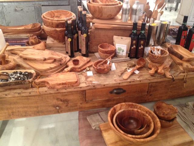 ABC - Olive Wood