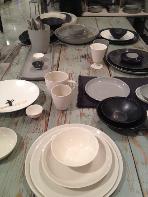 ABC Ceramic Dinnerware