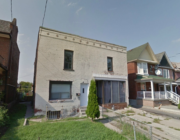 Before - Undated Google Streetview
