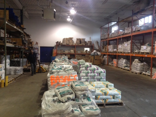 Form & Build Warehouse - it's like a concrete candy store