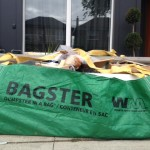 The Bagster Dumpster in a Bag