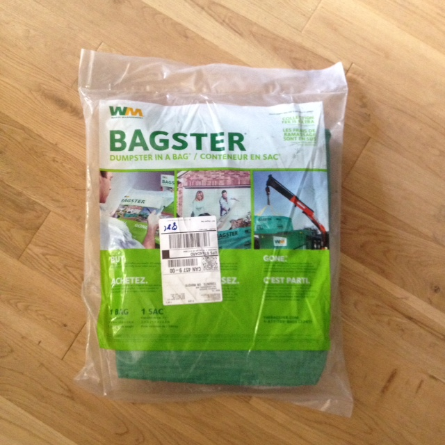 The bagster coupon code
