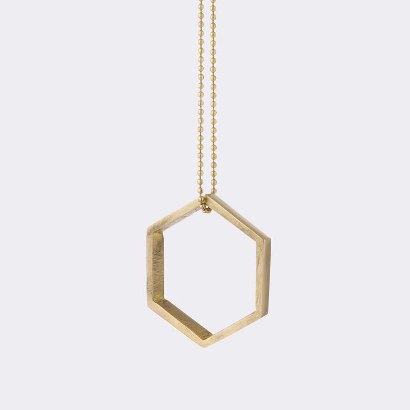 Ferm Living Brass Ornament