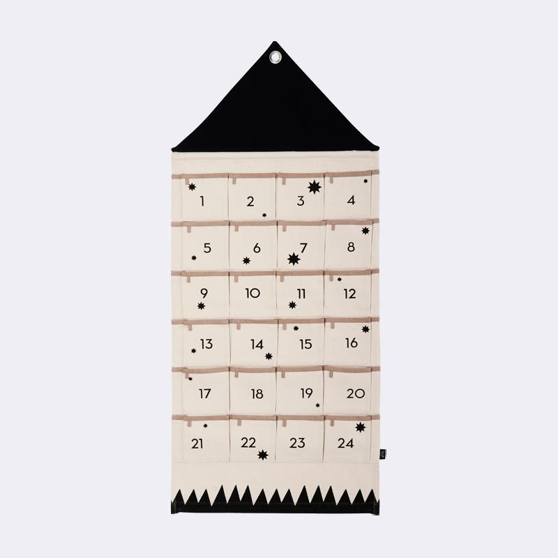 Ferm Living House Christmas Calendar