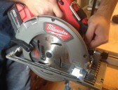 Tool Test Drive – Milwaukee M18 Fuel 7 1/4″ Cordless Circular Saw