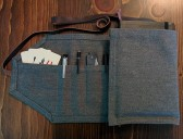 DIY Notebook Tool Roll