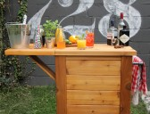 DIY Outdoor Bar – Merry Mag
